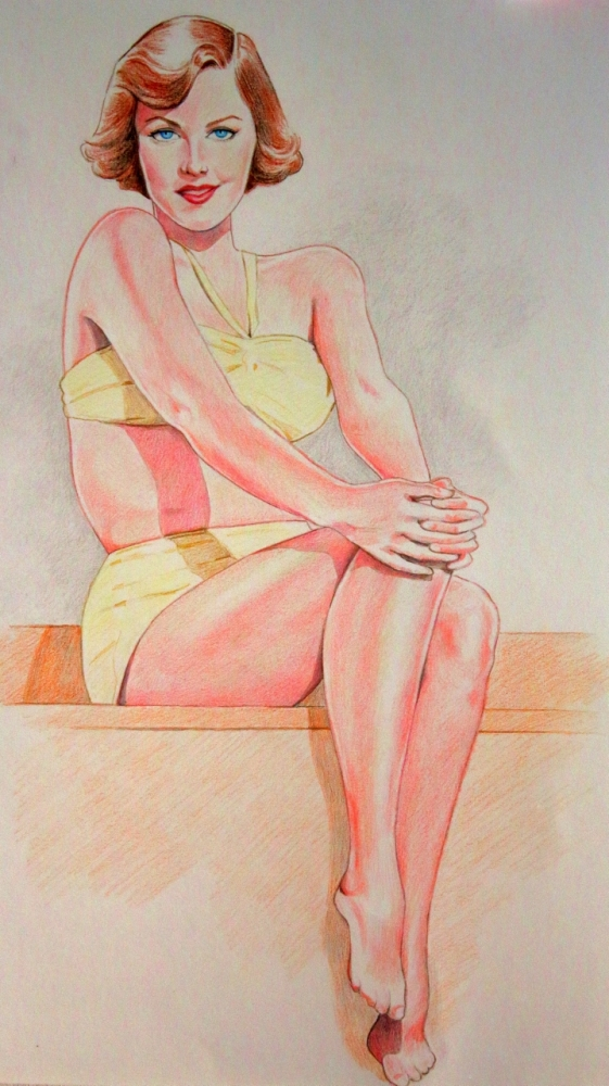 Barbara Bates by bigd4787